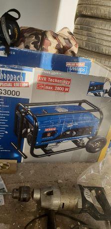 Agregat prądotwórczy Scheppach SG 2800 W