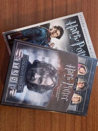 DVD's Saga Harry Potter
