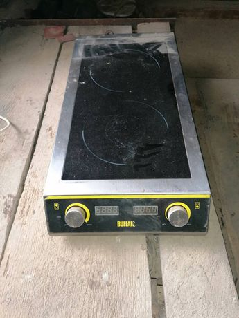 Продам індукційну двох камфорну плитку BUFFALO INDUCTION COOKER GF239