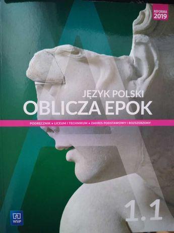Podręcznik Polski oblicza epok 1.1