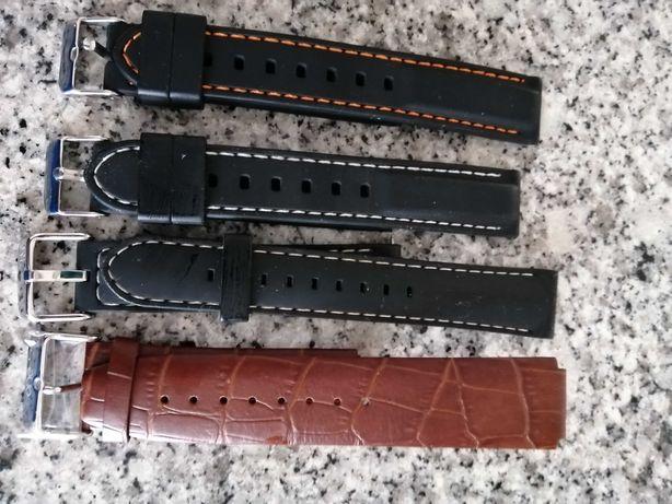 Bracelete selicone 20mm