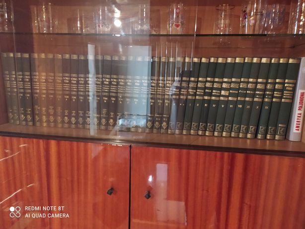 Zestaw encyklopedii Gutenberga