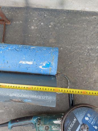 Сварная трубка 126 мм