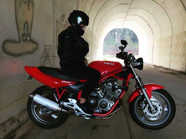 Yamaha XJ600 - Carta A2