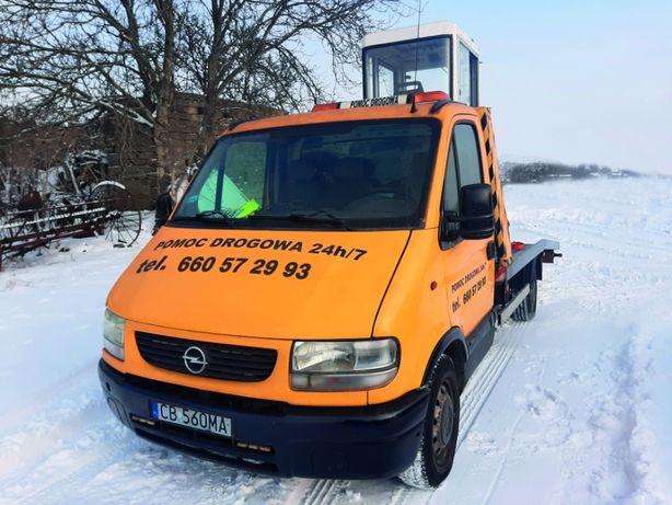 Pomoc Drogowa, Autolaweta, Laweta, Holowanie, Transport Bydgoszcz