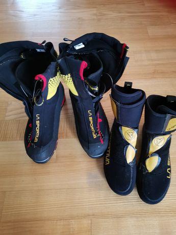 Buty wysokogorskie La Sportiva G2 rozmiar 44