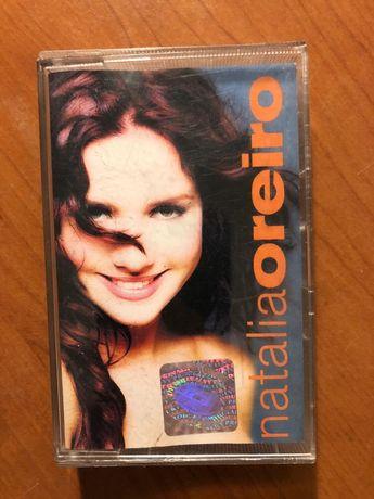 Natalia Oreiro kaseta magnetofonowa 1998