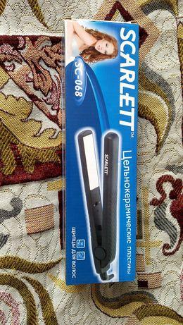 Щипці для волосся