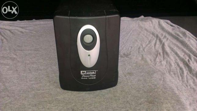 Безперебійник UPS Mustek PowerMust 600 USB