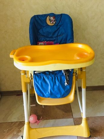 Продам стульчик для кормления Baby Design в хорошем состоянии.