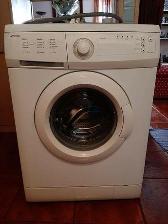 Máquina de lavar roupa Smeg
