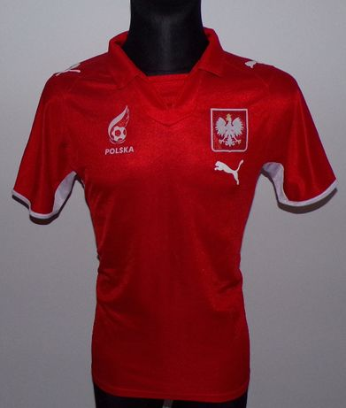 Puma Polska roz S/M koszulka piłkarska