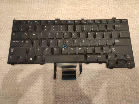 Vendo teclado Dell E7240 E7440 como novo Retroiluminado