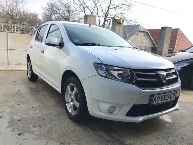 Dacia sandero 2014 Бензин 1.2