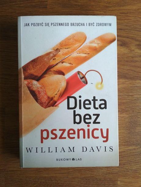"""Książka """"Dieta bez pszenicy"""" William Davis"""