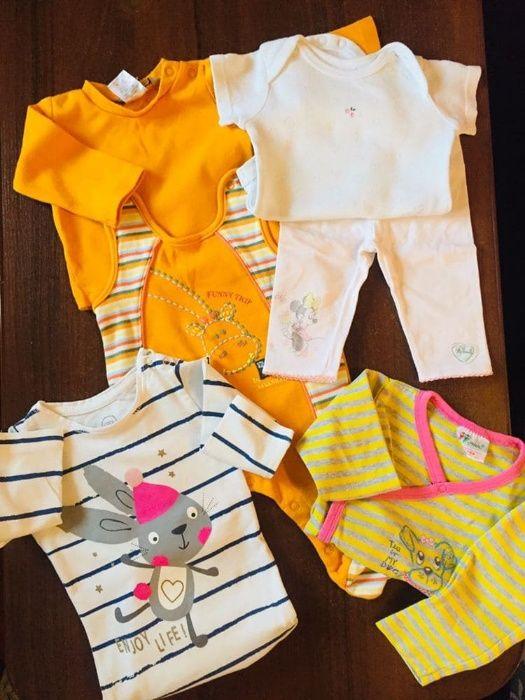 Набор одежды на малышку 0-3м Киев - изображение 1