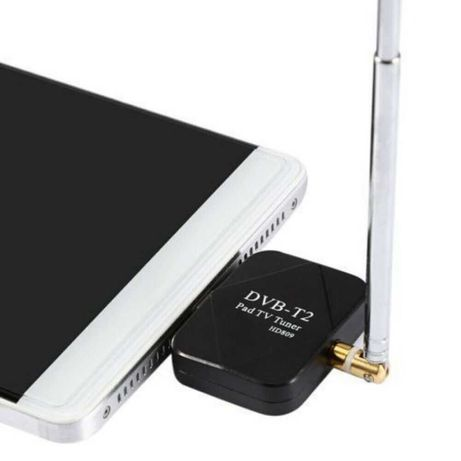 Receptor de  TV TDT Digital no smartphone telemóvel