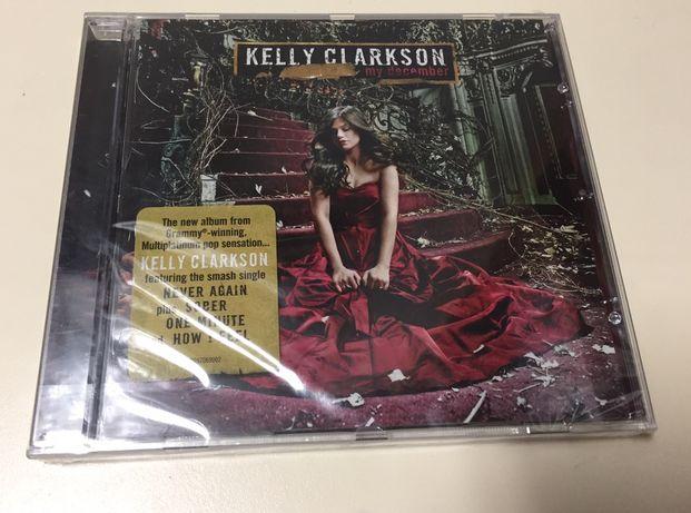 Cd - Kelly Clarkson - My December - (Novo)