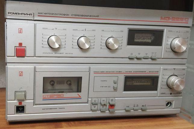 Музыкальный центр Романтика МЭ-222С