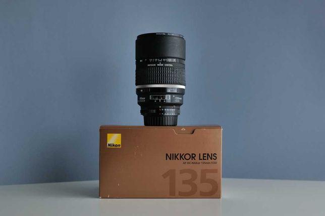 Nikkon 135mm 2 DC