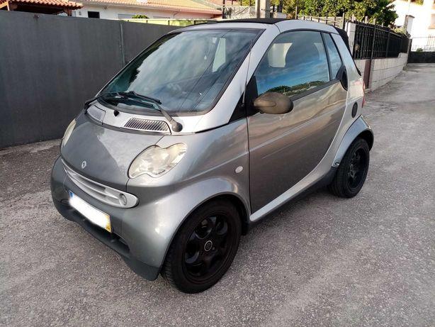 Smart ForTwo 195 000 km Gasolina Cabrio