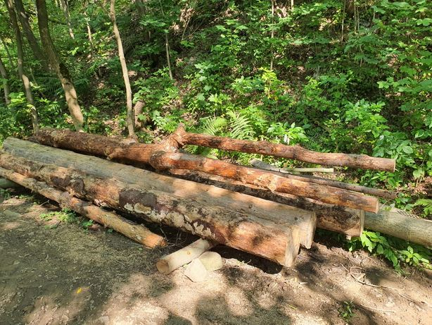 Drewno dekoracyjne 5m