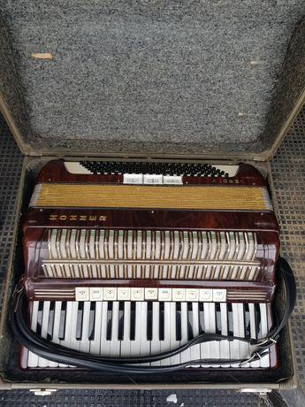 Akordeon Hohner Verdi V 120 basów