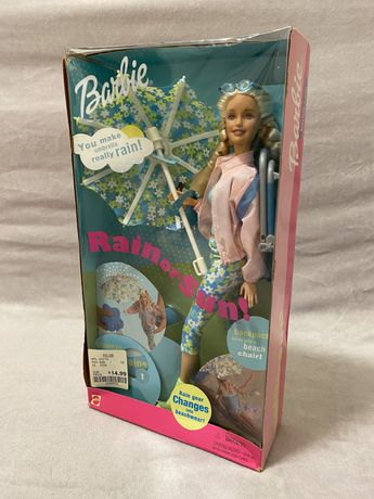 Barbie Rain or Sun lalka kolekcjonerska unikat