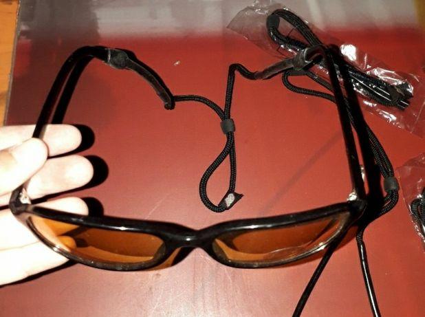 Fita para óculos em silicone e material textil muito confortável