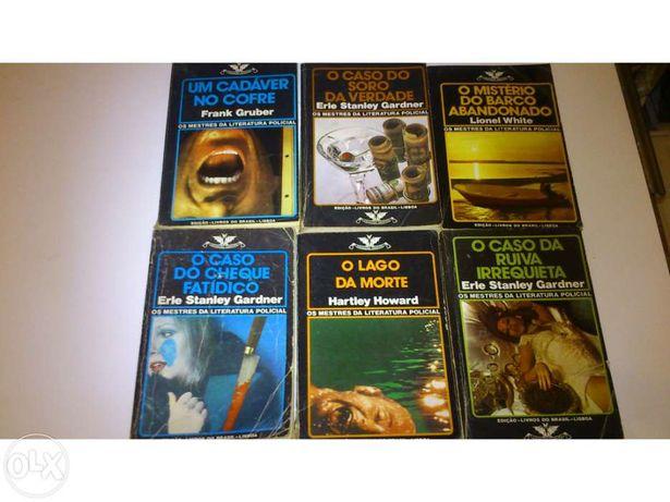 Livros da Colecção Vampiro