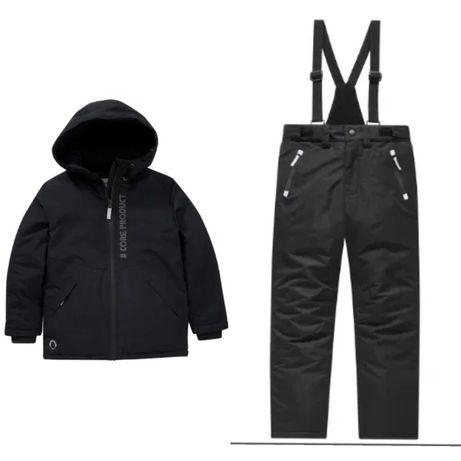 Комбинезон новий зимовий термо куртка штани Yigga Topolino р.140