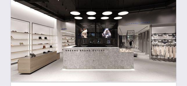 Аренда торговых площадей для брендов одежды.Эксклюзивное предложение !