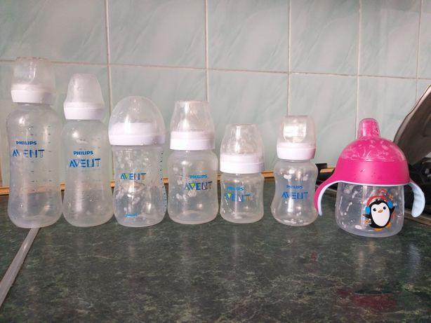 Avent Philips бутылочки для кормления