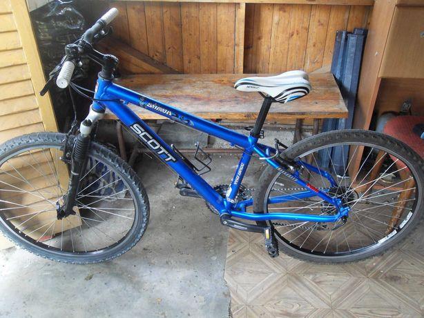 Scott SAMBA rower MTB Alu Roz. 14,5''  Koła 26'' Shimano 24speed