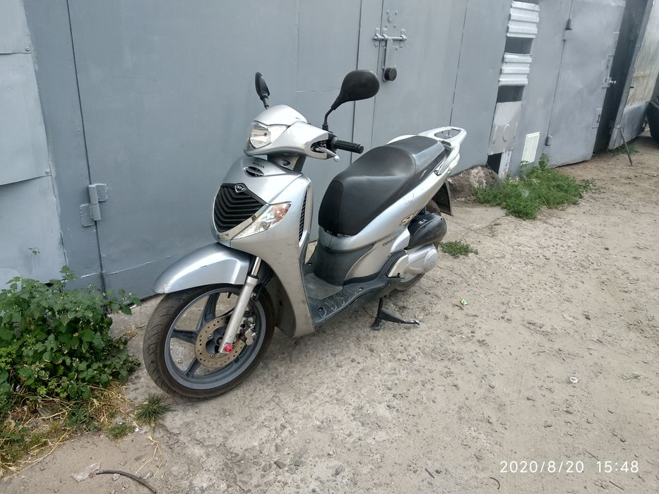 Honda Sh150i Белая Церковь - изображение 1