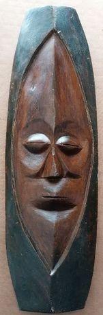 Peça de arte africana