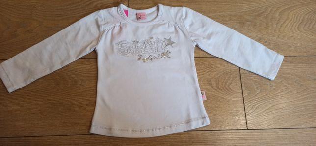 Bluzeczka dziewczęca Pettino r. 122