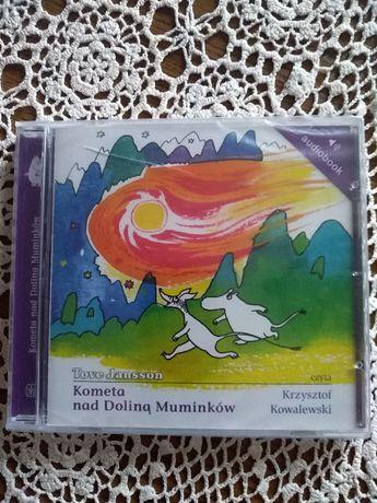 "Tove Jansson, ""Kometa nad doliną Muminków"" (Audiobook)."