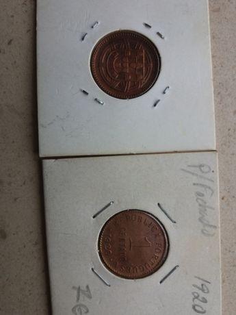 Moeda 1 centavo 1920