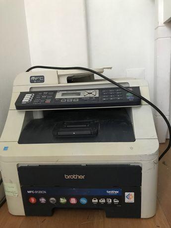Impressora laser brother mfc 9120cn