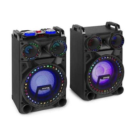 Активная акустическая система / Колонка Fenton VS10 800 Вт BT USB SD