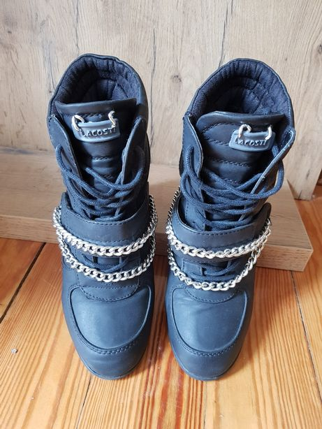 Lacoste sneakersy 39