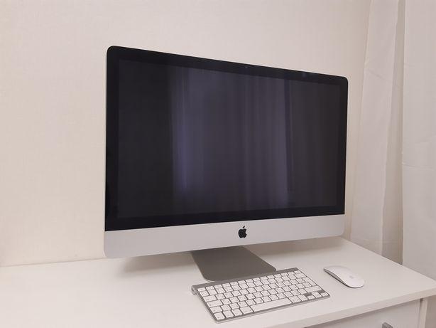 Топовая комплектация Imac 27 i7-3.4GHz, SSD 256Gb+ HDD 1Tb, 8GB 2011