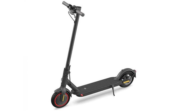 Электросамокат Xiaomi Mi Electric Scooter Pro 2 Black  ОРИГИНАЛ!