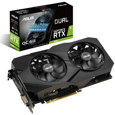 10x Gráficas Asus GeForce® RTX 2060 6GB Novas