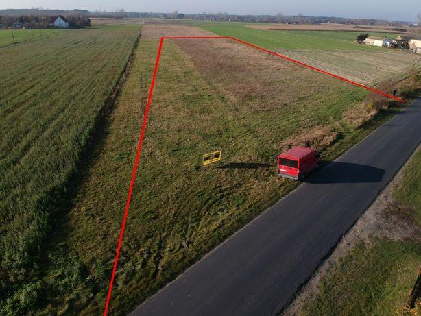 Sprzedam działkę rolną z możliwością zabudowy - Ner gmina Wartkowice