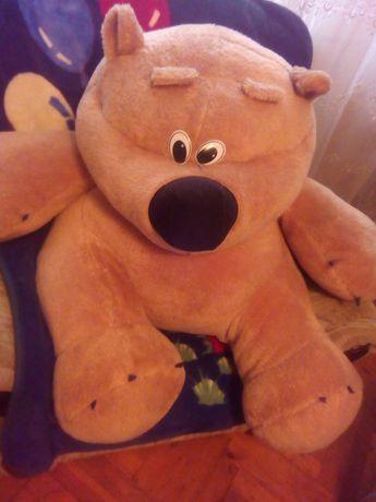 Большой Медведь  . Большая Мягкая игрушка