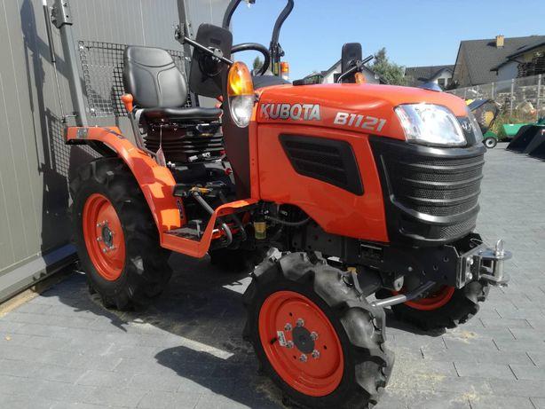 Miniciągnik Kubota B1121 / Raty 0% / Gwarancja 5 lat