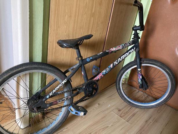 Rower BMX do odnowienia