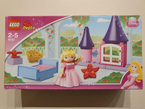 NOWE oryginalne klocki Lego Duplo 6151 Pokój Śpiącej Królewny